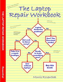 Laptop Repair Workbook cover