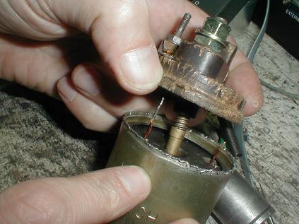 Bosch Starter Solenoid Rebuild - Inside a Dual Coil, Pull-in